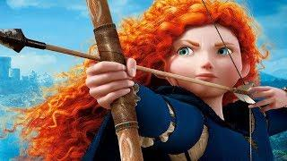 Brave Full Movie in English Compilation - Animation Movies - New Disney Cartoon 2019