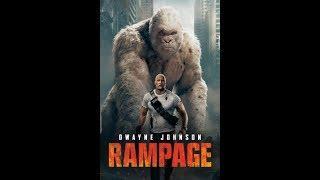 فيلم اكشن و مغامرة والخيال العالمي   RAMPAGE 2018   مترجم hd