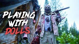 Playing with Dolls (Scary Horror Movie, Full Length, English) Entire Thriller Feature Film