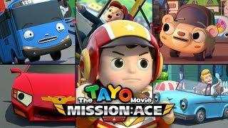 The Tayo Movie Mission: Ace ???? (English closed caption included) l Tayo the Little Bus