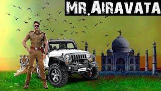 Airavata Latest Hindi Dubbed Movie | New Hindi Dubbed Action Movies 2019