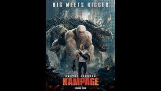 اقوى افلام ذا روك  فيلم Rampage 2018 اكشن , مغامرة , خيال علمي 2