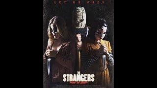 فيلم الرعب (الغرباء) مترجم و كامل. (القسم الثاني)