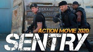 Action Movie 2020 - SENTRY - Best Action Movies Full Length English