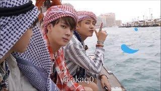 لحظات مضحكه مع فرقة BTS الجزء الأول | BTS funny moment