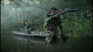 فيلم القوات الخاصة مقابل القوات الخاصة يابانية  أفضل مشهد القتال في الغابة +16